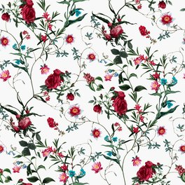 Framed Art Print - Surreal Garden II - RIZA PEKER
