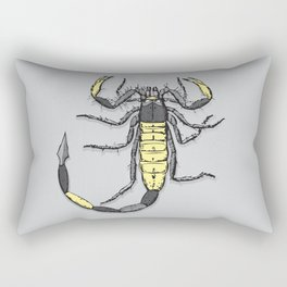 Scorpion Rectangular Pillow