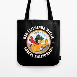 Der Fliegende Willie Tote Bag