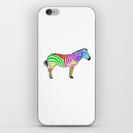 The Fascinating Zebra iPhone Skin