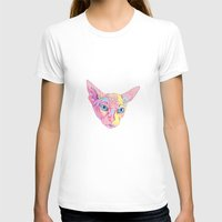 sphynx T-shirts featuring sphynx by eeve.st