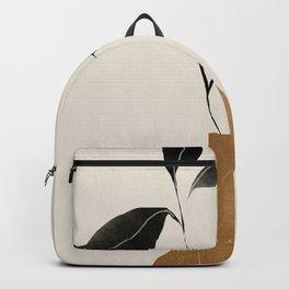 minimal plant 6 Backpack