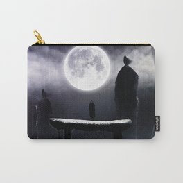Moonlit Path Carry-All Pouch