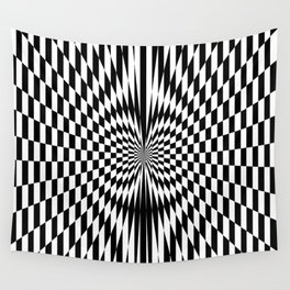 Illusion-001 Wall Tapestry