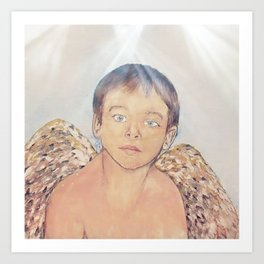 THOMAS ANGEL Art Print