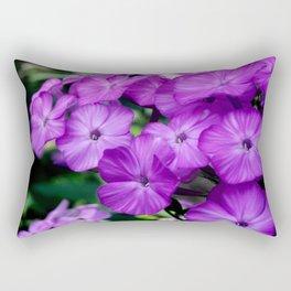 Floral Beauty #4 Rectangular Pillow
