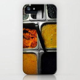 Saucey iPhone Case