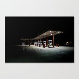 Gas Light  Canvas Print