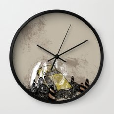 Where is? daddy Wall Clock