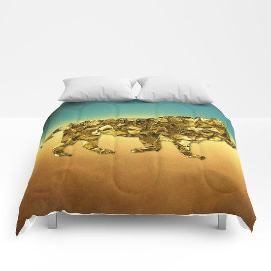 Animal Mosaic - The Lion Comforters