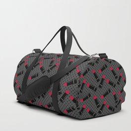 Red lipstick 2 Duffle Bag