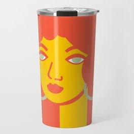 Polly Primrose Travel Mug
