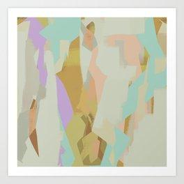 Abstract Painting No. 21 Art Print