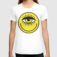 cyclops T-shirts featuring CYCLOPS by Wesley Bird
