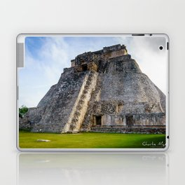 Uxmal Yucatan Mexico Laptop & iPad Skin