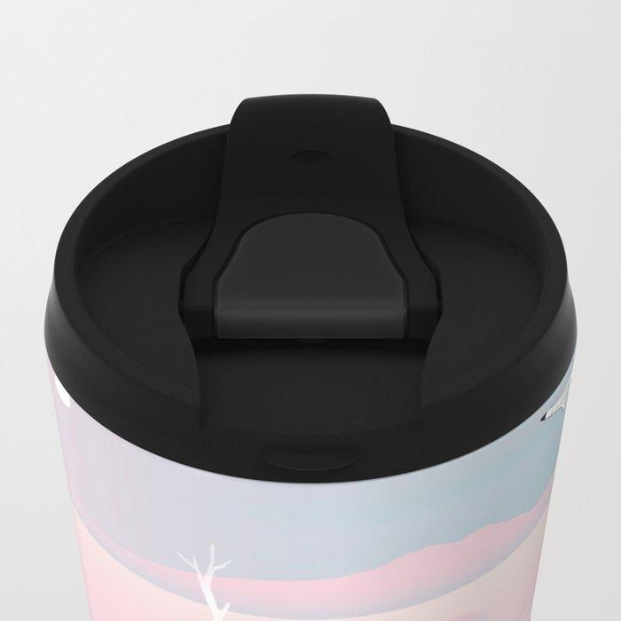 Edge of Existence Metal Travel Mug