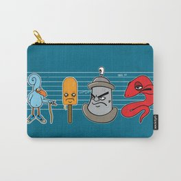 Guilty As Charged Carry-All Pouch