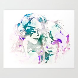 Sister Battalion Art Print