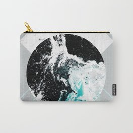 Geometric Textures 2 Carry-All Pouch