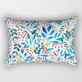Fall Flavors Rectangular Pillow