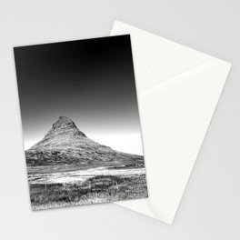 Kirkjufell in the Summer Stationery Cards