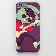 Rockabilly Bunny Slim Case iPhone 6s