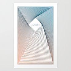 INNOVE Art Print