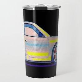 Neon Carrera Dream Travel Mug