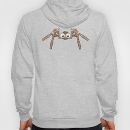 Itzy , the cute little robotic spider Hoody