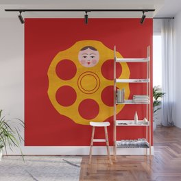Russian Roulette Wall Mural