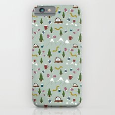 Winter Vacation Slim Case iPhone 6s
