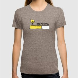Idea Loading T-shirt