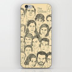 The Office iPhone & iPod Skin