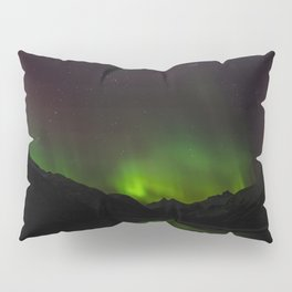 Northern Lights in Norway 01 Pillow Sham