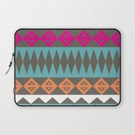 Aztec Pattern No. 17 Laptop Sleeve