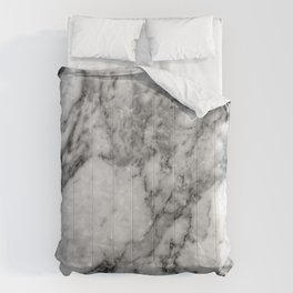 Marbled Comforters