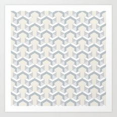 pattern series 041 Art Print