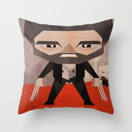 Final chapter Throw Pillow