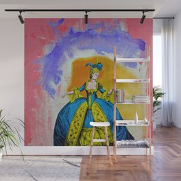 Marie Antoinette by Michael Moffa Wall Mural