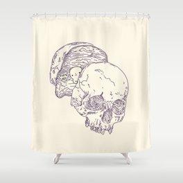 ocupaciones Shower Curtain