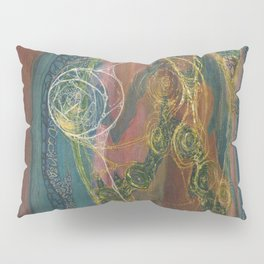 The Perennial Climax (Echo From the Cave) Pillow Sham