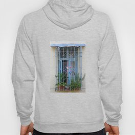 Blue Window  Hoody