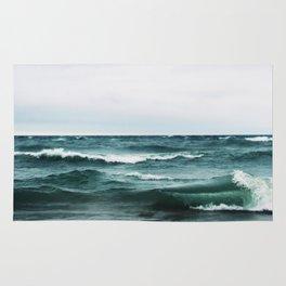 Turquoise Sea #2 Rug