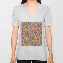 A magical mess #3 Unisex V-Neck