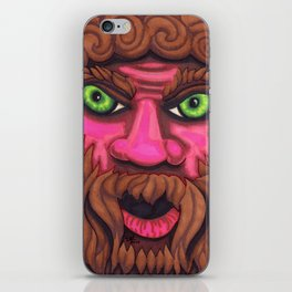 Forrest Grump - Mazuir Ross iPhone Skin