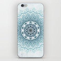 Frankfurter Mandala iPhone & iPod Skin