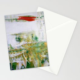 RED HORIZON Stationery Cards