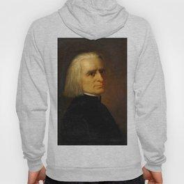 Franz Liszt (1811-1886) by Carl Ehrenberg in 1868 Hoody