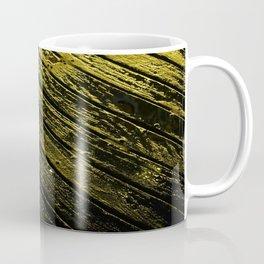 abstract fine art photography light water reflection pattern wood texture Coffee Mug