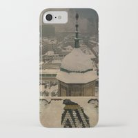 vienna iPhone & iPod Cases featuring Vienna 02 by Corrinna
